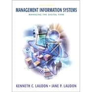Management Information Systems: Managing the Digital Firm & Multimedia CD PK