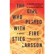 The Girl Who Played With Fire 9780307454553R