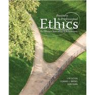 Business and Professional Ethics : For Directors, Executives and Accountants
