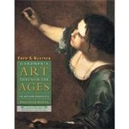 Gardner�s Art through the Ages Backpack Edition, Book C, Renaissance and Baroque (with Art Study & Timeline Printed Access Card)