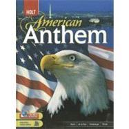 American Anthem 9780030994555R