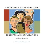 Essentials of Psychology : Concepts and Applications