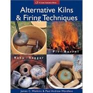 Alternative Kilns & Firing Techniques Raku * Saggar * Pit * Barrel