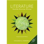 Compact Literature : Reading, Reacting, Writing, 2009 MLA Update Edition