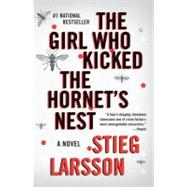 The Girl Who Kicked the Hornet's Nest 9780307454560R