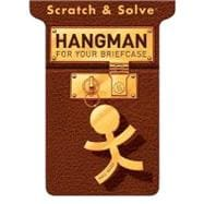 Scratch & Solve® Hangman for Your Briefcase