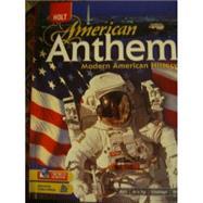 American Anthem, Modern American History 9780030994562R
