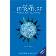 Portable Literature : Reading, Reacting, Writing, 2009 MLA Update Edition