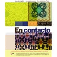 En contacto, Enhanced Student Text Lecturas intermedias