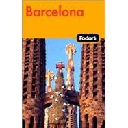 Fodor's Barcelona, 1st Edition