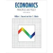 Package Economics: Prin And Policy Xtra Stdt CD + Infotrac