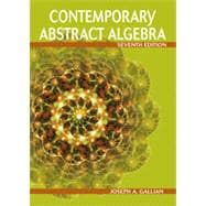 Contemporary Abstract Algebra, 7th Edition
