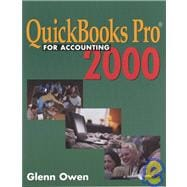 Quickbooks Pro 2000 for Accounting