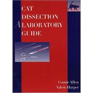 Cat Dissection Manual, 1st Edition