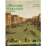 Western Heritage Vol. B