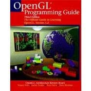 Open GL Programming Guide : The Official Guide to Learning OpenGL, Version 1.2