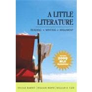 A Little Literature 2009 MLA Update