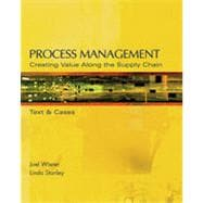 Process Management: Creating Value Along the Supply Chain