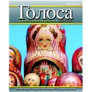Golosa A Basic Course in Russian, Book Two