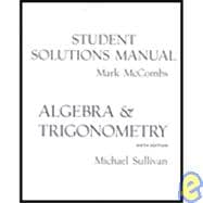 ALGEBRA&TRIGONOMETRY-SOL MAN 6TH 02 PH PB CLN