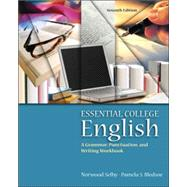 Essential College English (with MyWritingLab)