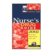 Prectice Hall Nursing Drug Guide 2002 5+1 Valuepack