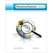 Marketing Research, 9th Edition