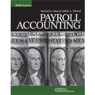 Payroll Accounting 2010 (with Computerized Payroll Accounting Software CD-ROM)