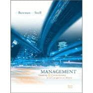 Management : Leading and Collaborating in the Competitive World with Online Learning Center access Card