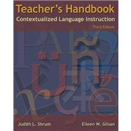 Teacher�s Handbook Contextualized Language Instruction