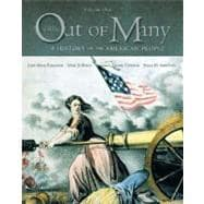 Out of Many: A History of the American People, Combined Edition (Chapters 1-31)