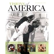 Visions of America A History of the United States, Combined Volume, Black & White Plus NEW MyHistoryLab with Pearson eText -- Access Card Package