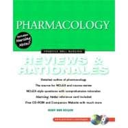 Pharmacology : Reviews and Rationales