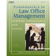 Fundamentals of Law Office Management