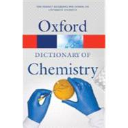 Oxford Dictionary of Chemistry
