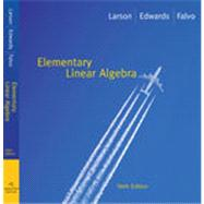 Elementary Linear Algebra, 6th Edition