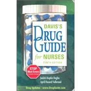 Davis's Drug Guide for Nurses (Without CD)