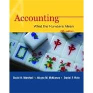 Accounting : What the Numbers Mean