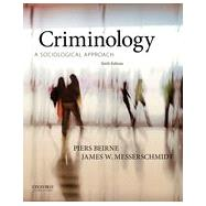Criminology A Sociological Approach