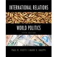 International Relations and World Politics