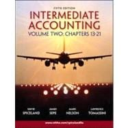 Intermediate Accounting: Chapters 13-21