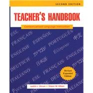 Teacher�s Handbook Revised Contextualized Language Instruction