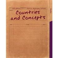Countries and Concepts Politics, Geography, Culture