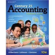 Century 21 Accounting Multicolumn Journal
