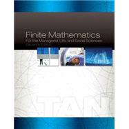 Finite Mathematics For Managerial Life & Social Sciences, 11/E