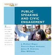 Public Speaking and Civic Engagement (with MySpeechKit), VangoBooks