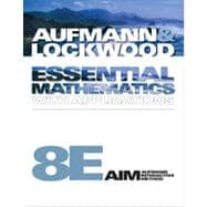 Essential Mathematics with Applications, 8th Edition