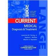 Current Medical Diagnosis & Treatment 2001