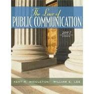 The Law of Public Communication, 2007 Update Edition