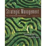 Strategic Management : An Intergrated Approach